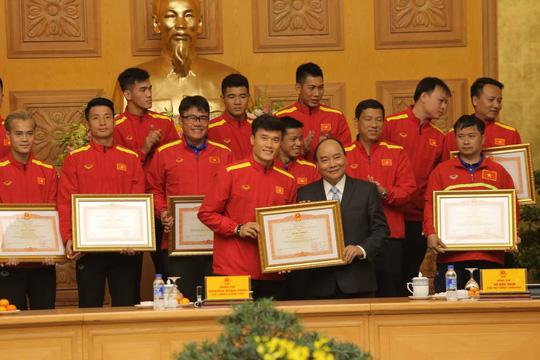 Thủ tướng Nguyễn Xuân Phúc: Lãnh đạo VFF phải liêm chính trong công việc - Ảnh 4.