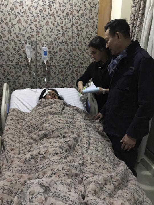 Cấp visa khẩn cho thân nhân người Việt bị trúng bom khủng bố sang Ai Cập - Ảnh 2.