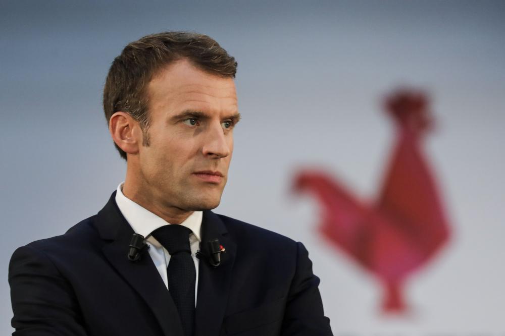 Tong thong Macron 'them dau vao lua' khi chi trich nguoi dan Phap hinh anh 1