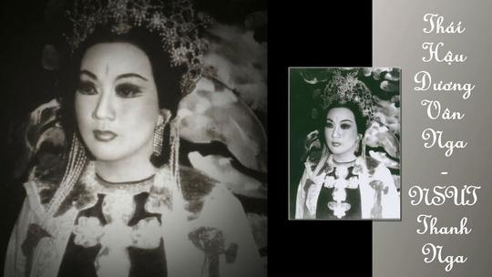 Thái hậu Dương Vân Nga: Từ lịch sử đến nghệ thuật - Ảnh 1.