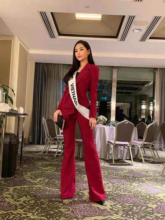 Á hậu cuộc thi Hoa hậu Liên lục địa Lê Âu Ngân Anh bị tố mua giải - Ảnh 5.