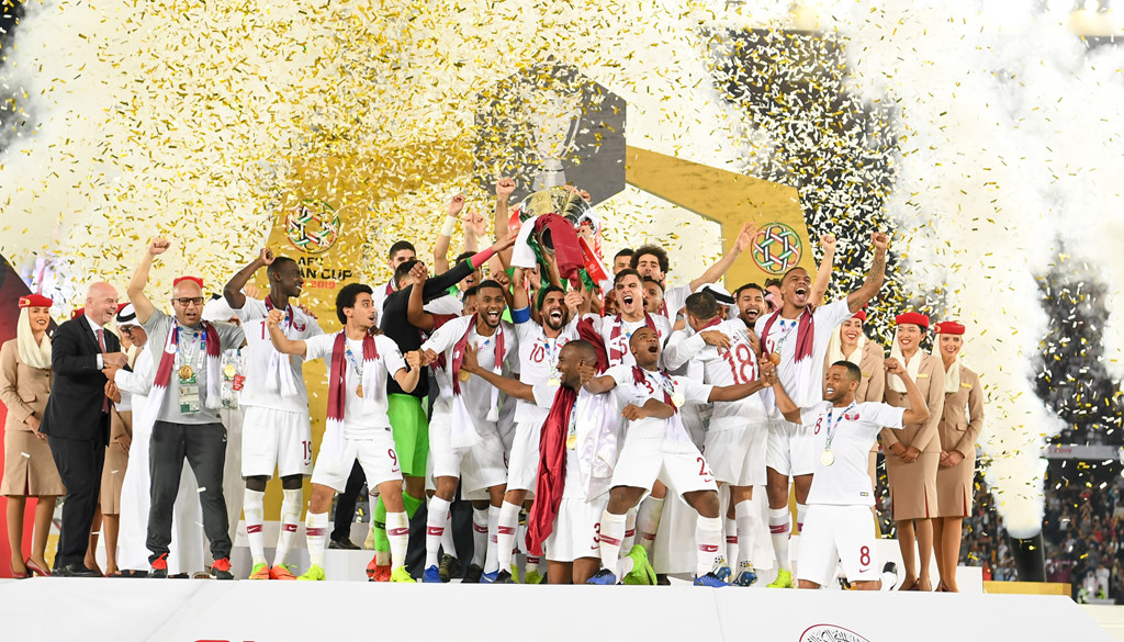 The he Qatar vo dich Asian Cup 2019 duoc tao ra nhu the nao? hinh anh 1
