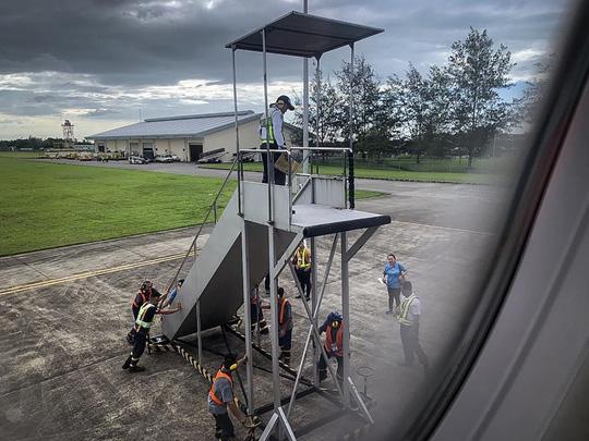 Bật mí những chuyến bay như chuyên cơ đưa tuyển Việt Nam du đấu - Ảnh 4.