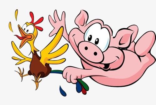 10 truyện cười hài hước về lợn dịp Tết Kỷ Hợi