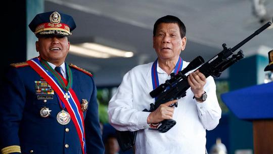 Ông Duterte muốn đổi tên nước của Philippines  - Ảnh 1.