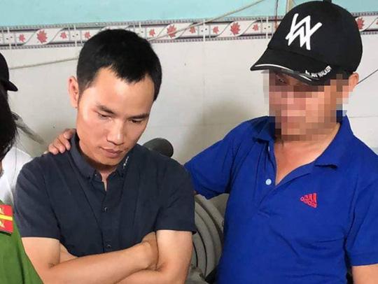 Bắt kẻ gửi micro gây nổ khiến 2 người bị thương ở quận Tân Phú - Ảnh 1.