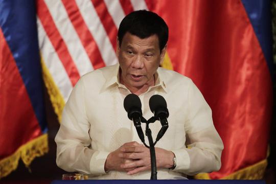 Tổng thống Philippines bêu tên 46 quan chức buôn bán ma túy - Ảnh 1.