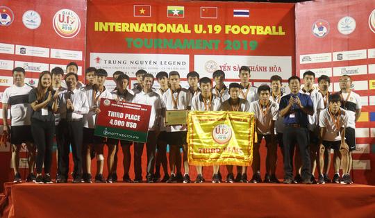 U19 Việt Nam bảo vệ cúp vô địch, tiếp tục gieo sầu cho bóng đá Thái Lan - Ảnh 5.