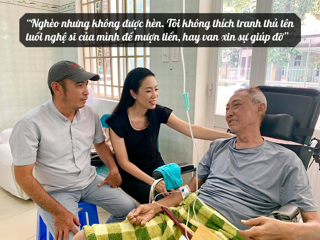 [eMagazine] Nghệ sĩ Lê Bình - một đời tài hoa - Ảnh 6.
