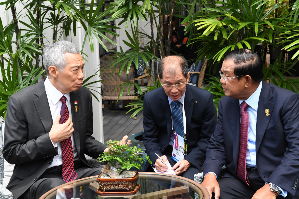 Ong Ly Hien Long thua nhan tuyen bo lien quan Viet Nam- Campuchia la 'mot con ac mong' hinh anh 1
