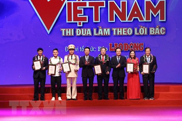 Vinh quang Viet Nam: Nhieu thanh tuu ve nganh y te duoc ton vinh hinh anh 3