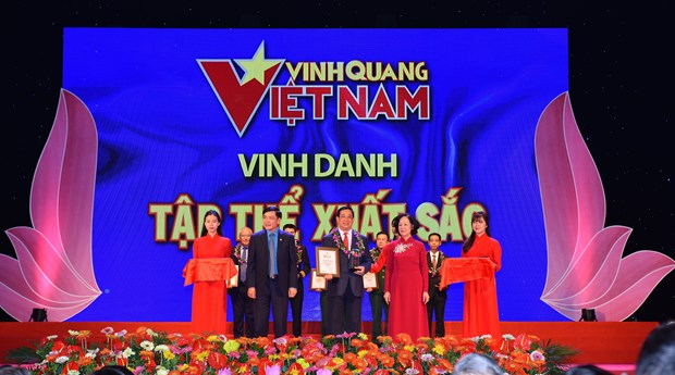 Vinh quang Viet Nam: Nhieu thanh tuu ve nganh y te duoc ton vinh hinh anh 2