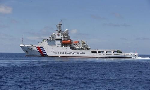 Mỹ yêu cầu Trung Quốc dừng hành vi bắt nạt, khiêu khích ở biển Đông - Ảnh 1.