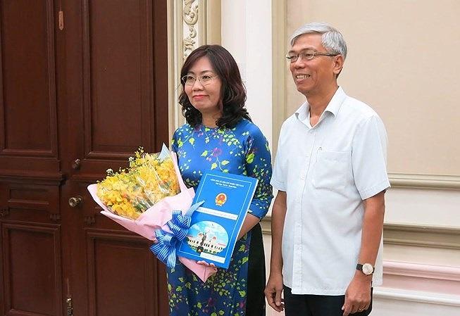 TPHCM bổ nhiệm nữ tướng 44 tuổi quản lý vận hành tuyến metro số 1 - ảnh 1