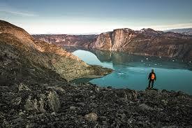 Một góc đảo Greenland. Ảnh:Posnov/Moment RF