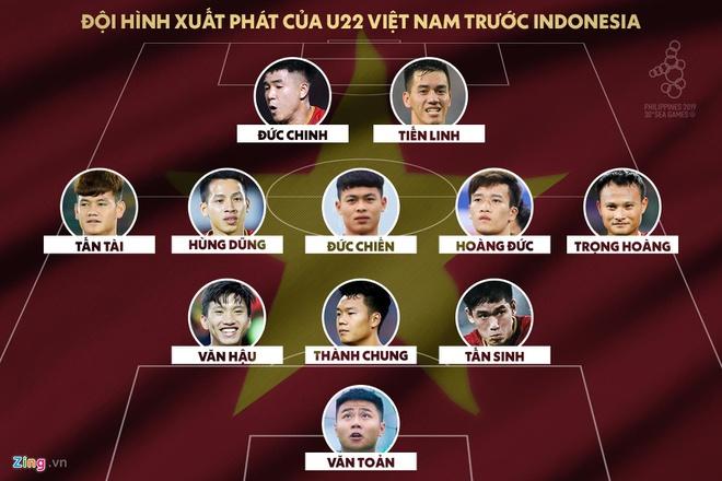 Thang dam Indonesia, U22 Viet Nam gianh HCV SEA Games sau 60 nam hinh anh 2