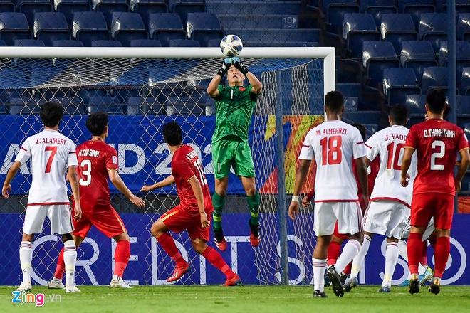 Thay gi sau tran hoa cua U23 Viet Nam truoc UAE? hinh anh 1 DSC_5317_zing.jpg