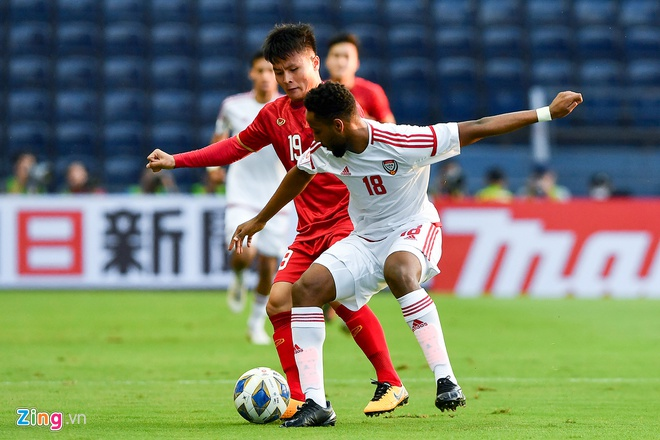 Thay gi sau tran hoa cua U23 Viet Nam truoc UAE? hinh anh 2 DSC_5195_zing.jpg