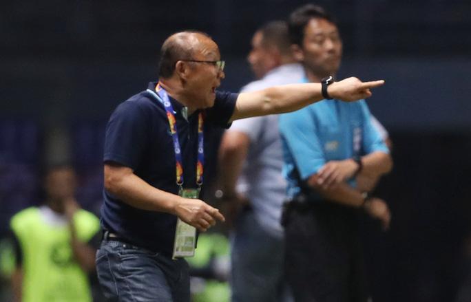 HLV Park Hang-seo nói gì sau thất bại của U23 Việt Nam trước Triều Tiên? - Ảnh 2.