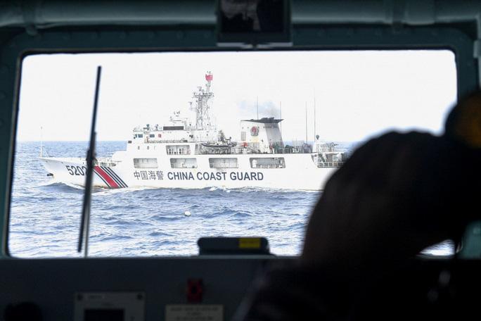 Trung Quốc thừa nhận đánh bắt ở vùng biển Indonesia - Ảnh 1.