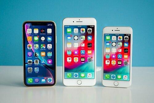 iPhone 6s ra mắt từ năm 2015 vẫn có cơ hội lên iOS 14. Ảnh: PhoneArena