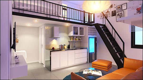 Chốt xây căn hộ 25m2: Lo ngại thành 'khu nhà ổ chuột' trên cao - ảnh 2