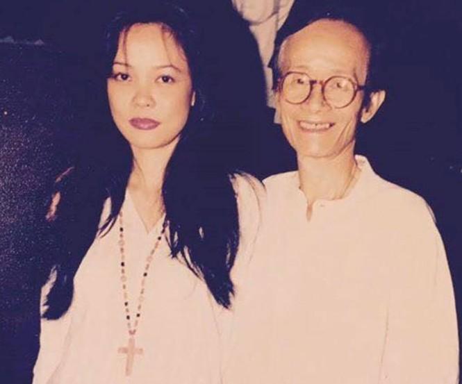 Ca sĩ Hồng Hạnh nói gì khi được coi là 'bóng hồng' của nhạc sĩ Trịnh Công Sơn? - ảnh 1
