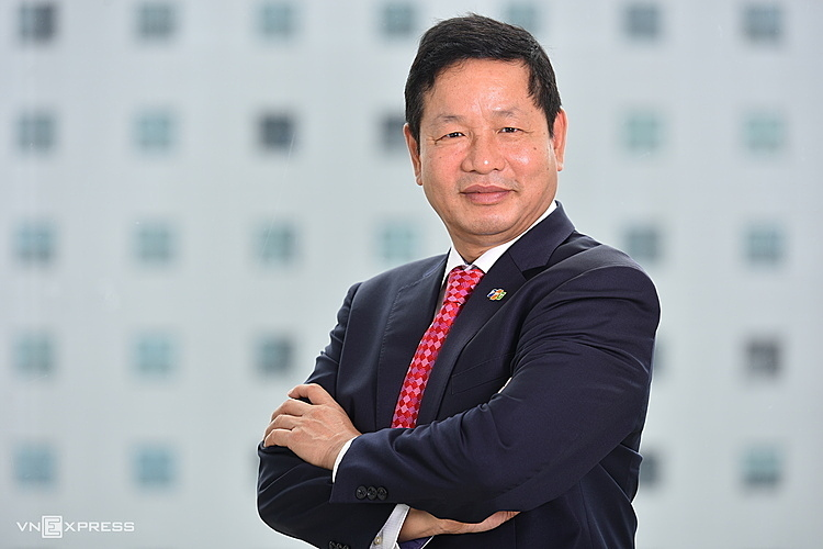 Ông Trương Gia Bình - Chủ tịch Tập đoàn FPT. Ảnh: Giang Huy