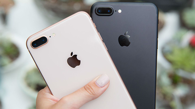 Apple có thể ra iPhone 9 Plus. Ảnh: Mashable.