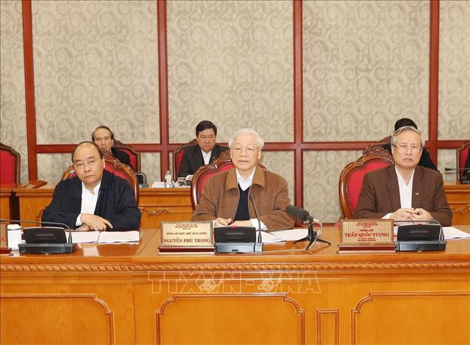 Tổng Bí thư, Chủ tịch nước: 'Không để dịch bệnh lây lan rộng' - ảnh 3
