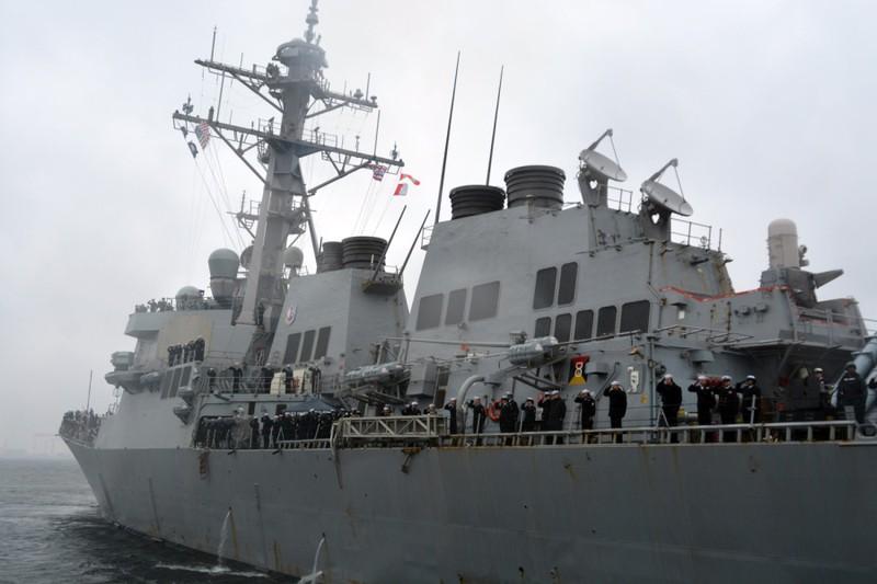 Mỹ tập trận bắn đạn thật, phóng tên lửa cảnh báo Trung Quốc - ảnh 2