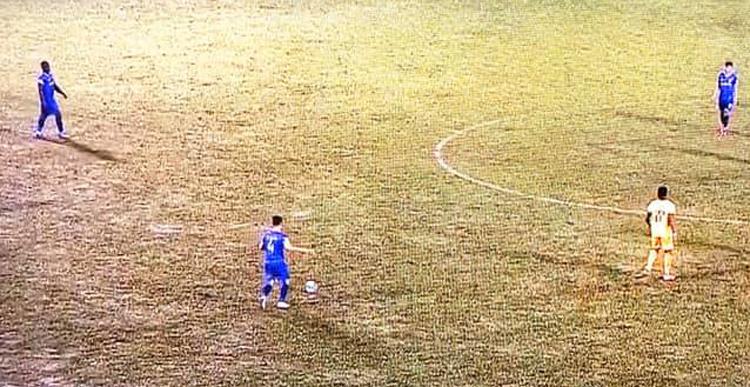 Sân Vinh chất lượng kém, không đủ tiêu chuẩn tổ chức các trận đấu tại V-League.