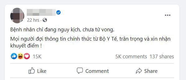 Moi Facebooker Nguyen Sin lam viec vu loan tin nguoi chet vi Covid-19 hinh anh 1 NguyenSin2.jpg