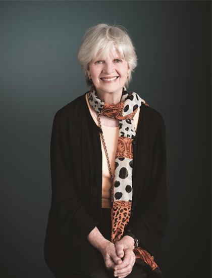 Diễn viên Patricia Bosworth. Ảnh: WNYC Studio.