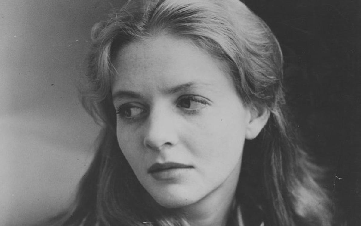 Patricia Bosworth thời còn làm diễn viên. Ảnh: Actors Studio.