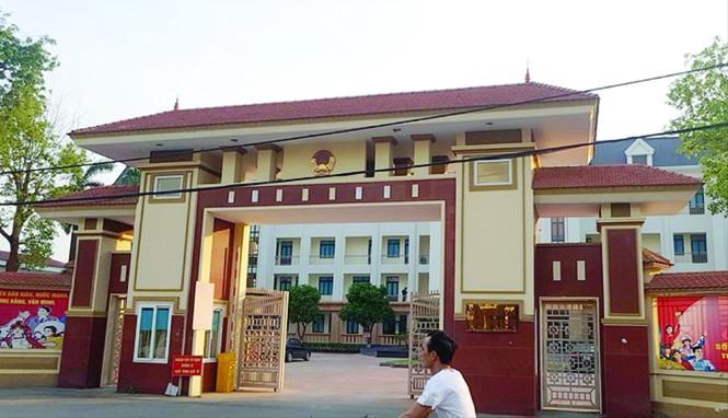 Thanh tra Bộ Xây dựng vòi tiền ở Vĩnh Phúc: Chiêu thức tinh quái - ảnh 1