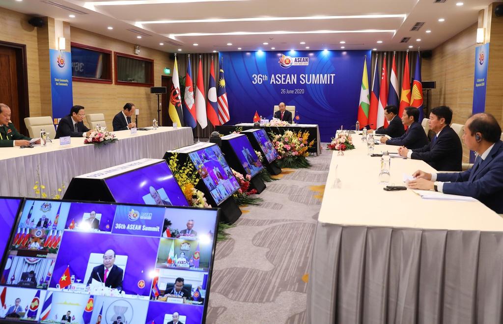 hoi nghi ASEAN anh 1