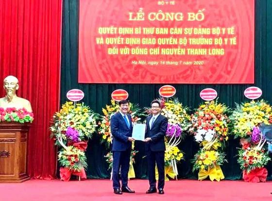 Phó Thủ tướng Vũ Đức Đam: GS.TS Nguyễn Thanh Long là hạt nhân đoàn kết trong toàn ngành y tế ảnh 1