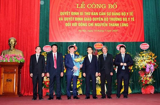 Phó Thủ tướng Vũ Đức Đam: GS.TS Nguyễn Thanh Long là hạt nhân đoàn kết trong toàn ngành y tế ảnh 2