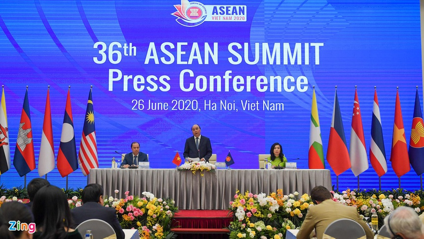 25 nam Viet Nam gia nhap ASEAN anh 13