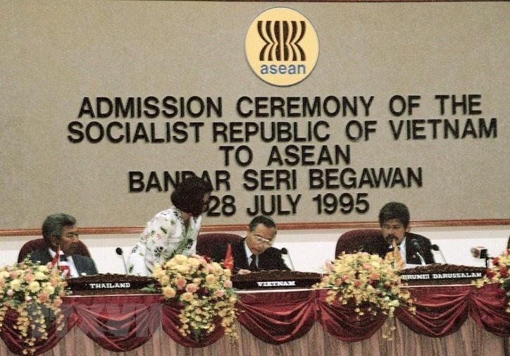 25 nam Viet Nam gia nhap ASEAN anh 2