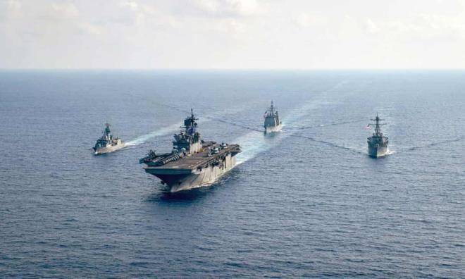 Mỹ, Australia hợp tác quốc phòng, bác yêu sách của Trung Quốc trên Biển Đông - 2