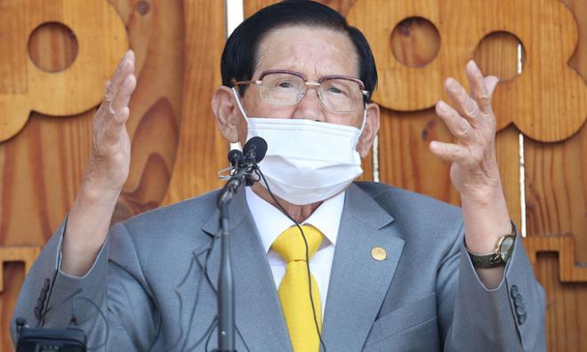 Hàn Quốc thông qua lệnh bắt giáo chủ Tân Thiên Địa - 1