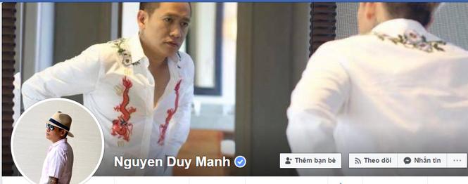 Bộ TT&TT yêu cầu làm rõ phát ngôn lệch lạc về chủ quyền trên facebook ca sĩ Duy Mạnh - ảnh 2