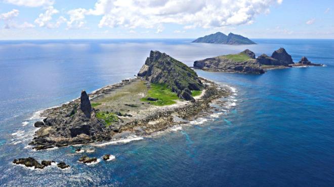 Bộ trưởng Nhật: Trung Quốc chỉ 'ngó' đến Senkaku khi biết lượng dầu tiềm năng - 2