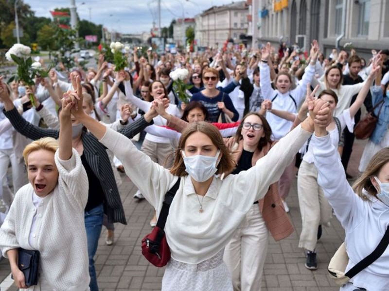 Belarus hôm nay liệu có là Ukraine sáu năm trước? - ảnh 1