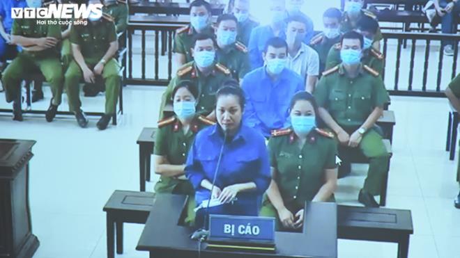 Đường 'Nhuệ' lĩnh án 3 năm 6 tháng tù, Nguyễn Thị Dương 3 năm tù - 2
