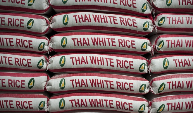 Vi sao gia gao Viet Nam vuot Thai Lan? anh 1