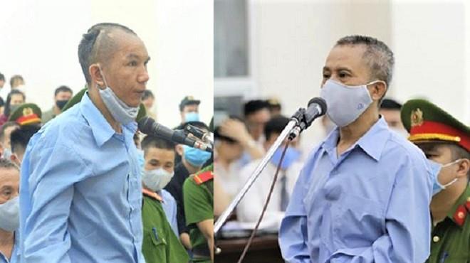 Vụ án ở Đồng Tâm: Tòa tuyên tử hình Lê Đình Công và Lê Đình Chức - 1