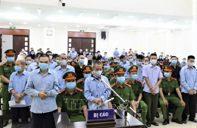 Vụ án ở Đồng Tâm: Tòa tuyên tử hình Lê Đình Công và Lê Đình Chức - 2